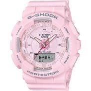 Casio G-Shock GMA S130-4AER světle růžová