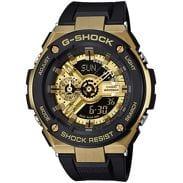 Casio G-Shock GST 400G-1A9ER černé / zlaté