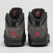 Jordan Air Jordan 10 Retro dark shadow / true red - black