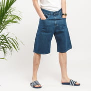 Mass DNM Slang Regular Fit Shorts blue
