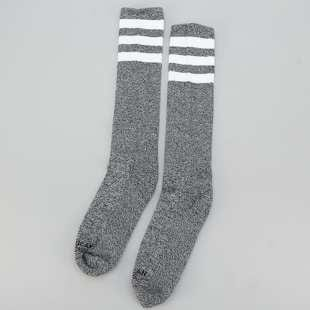 American SOCKS White Noise - Knee High