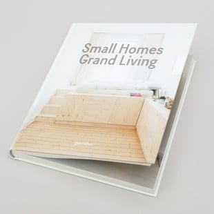 Gestalten Small Homes Grang Living