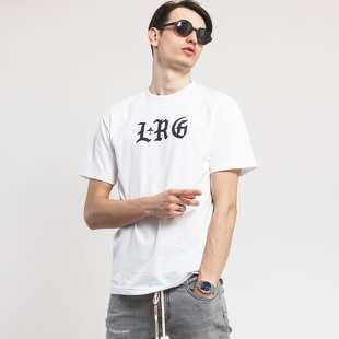LRG High Low Logo Tee