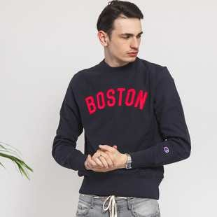 Champion Crewneck Sweatshirt Boston