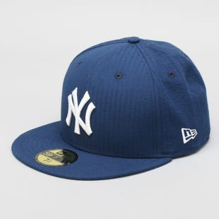New Era 5950 MLB Seersucker NY