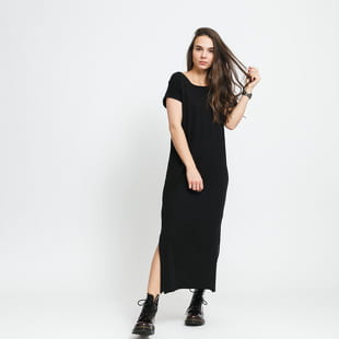 Urban Classics Ladies Slub Long Dress