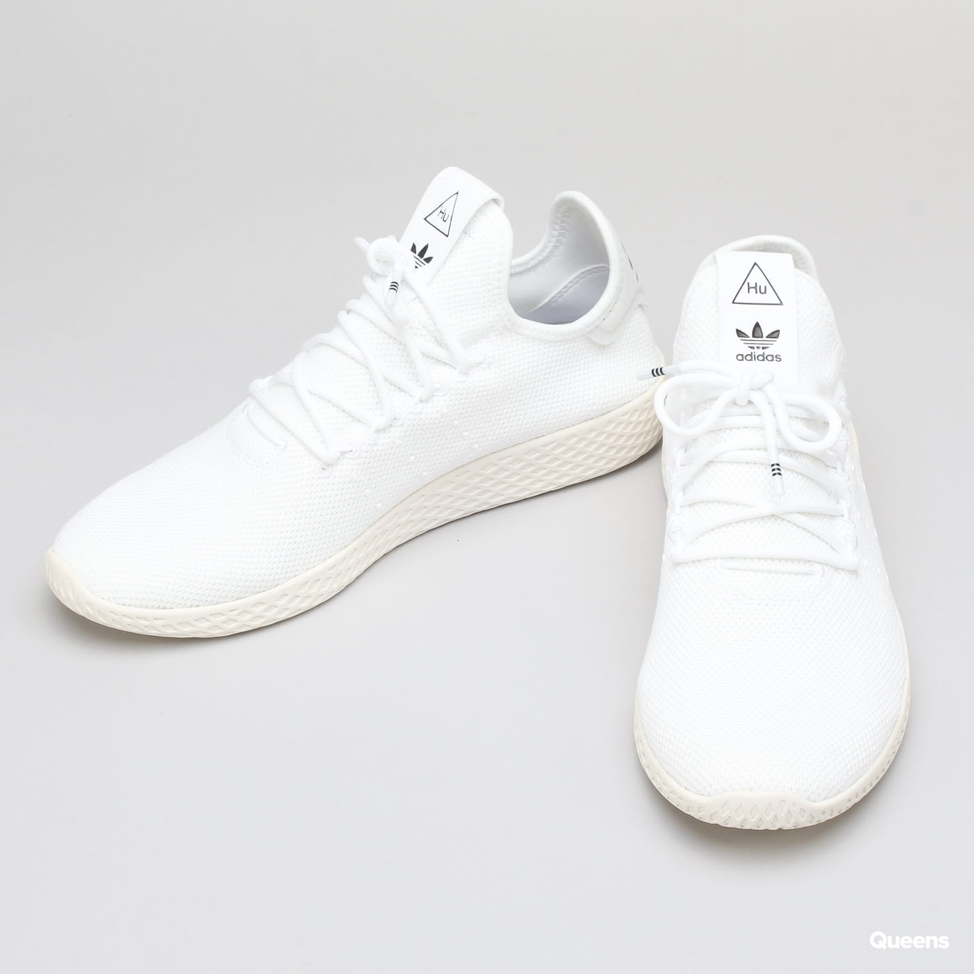 adidas Originals Pharrell Williams Tennis HU ftwwht / ftwwht / cwhite