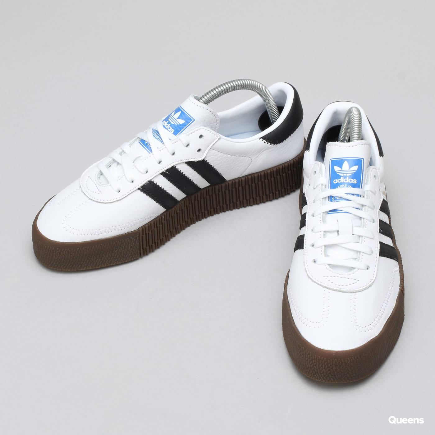 adidas Originals Sambarose W ftwwht / cblack/ gums
