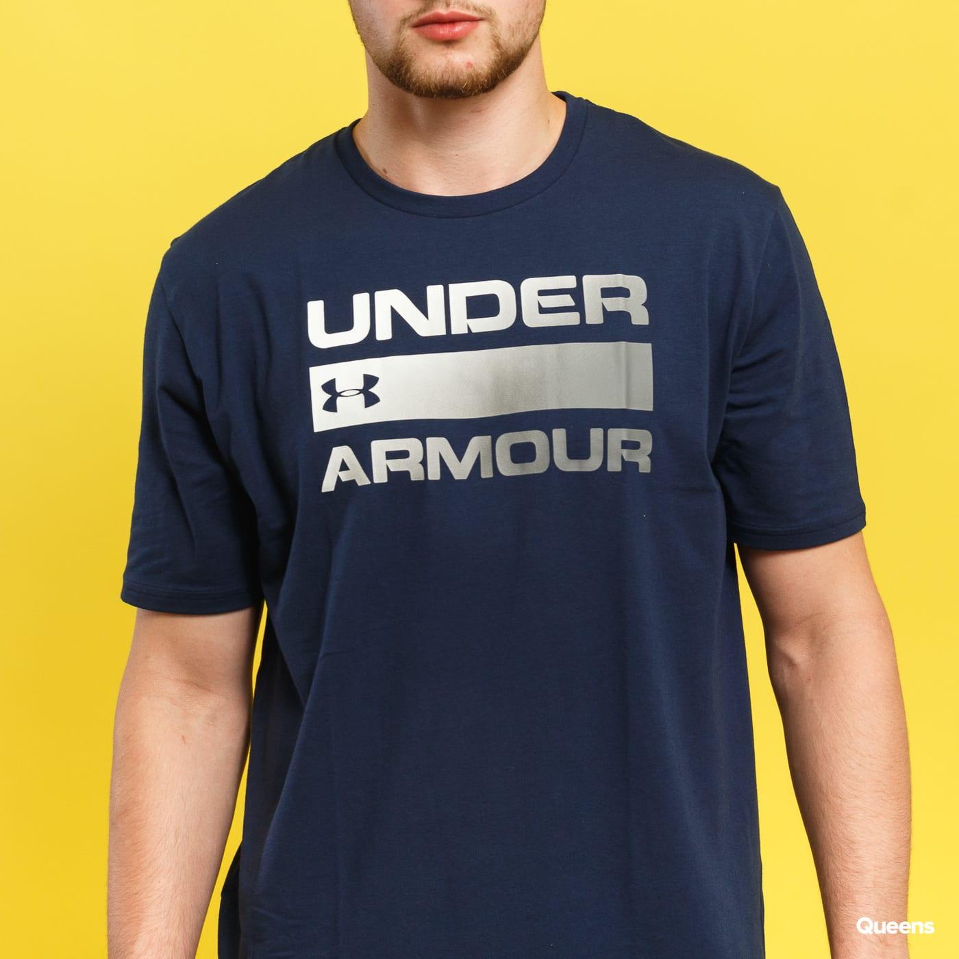 Tričko s krátkým rukávem Under Armour Team Issue Wordmark (1314002 ... 2d6f182b037
