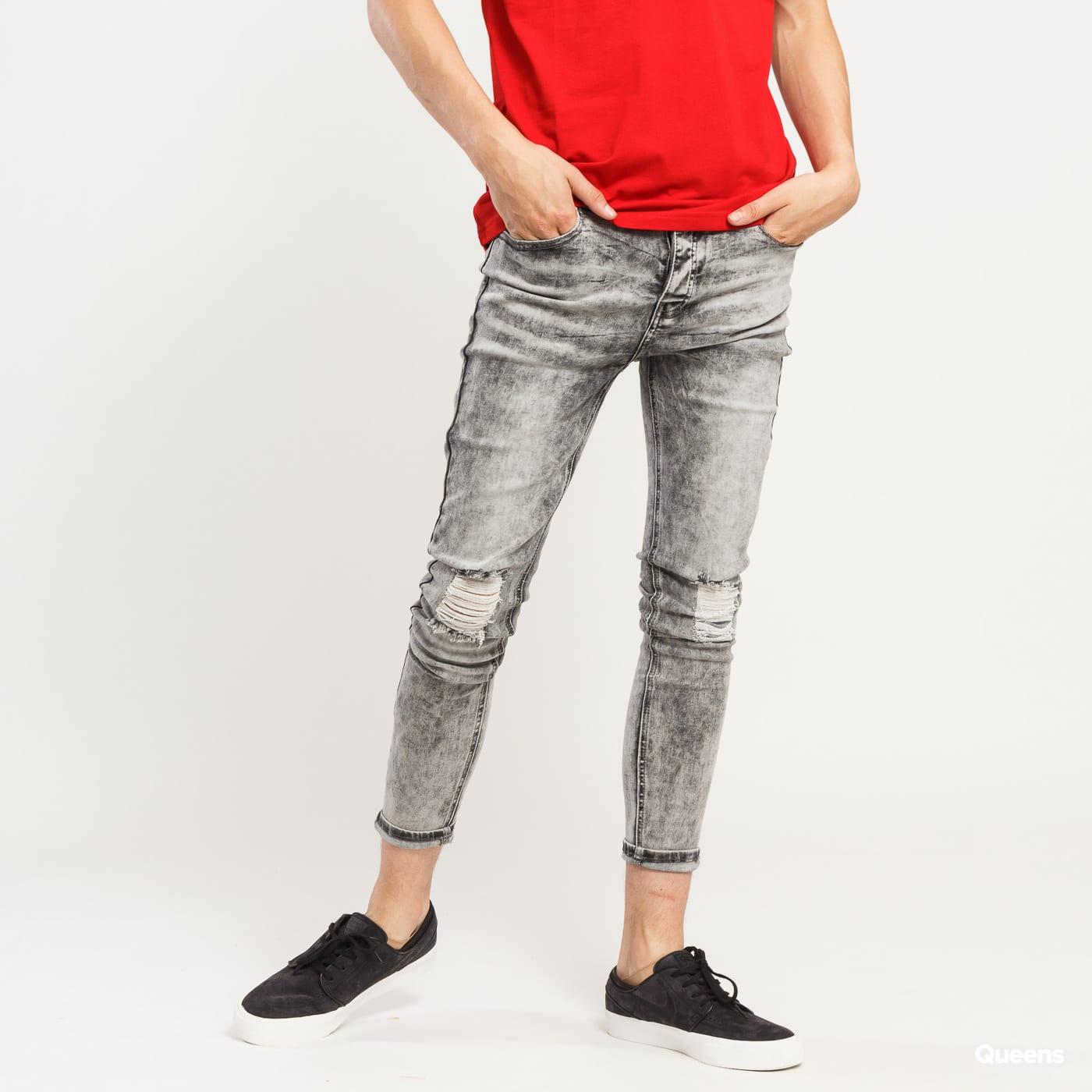 3b1af09bbfa9 Biker denim jeans od Sixth June – Queens 💚