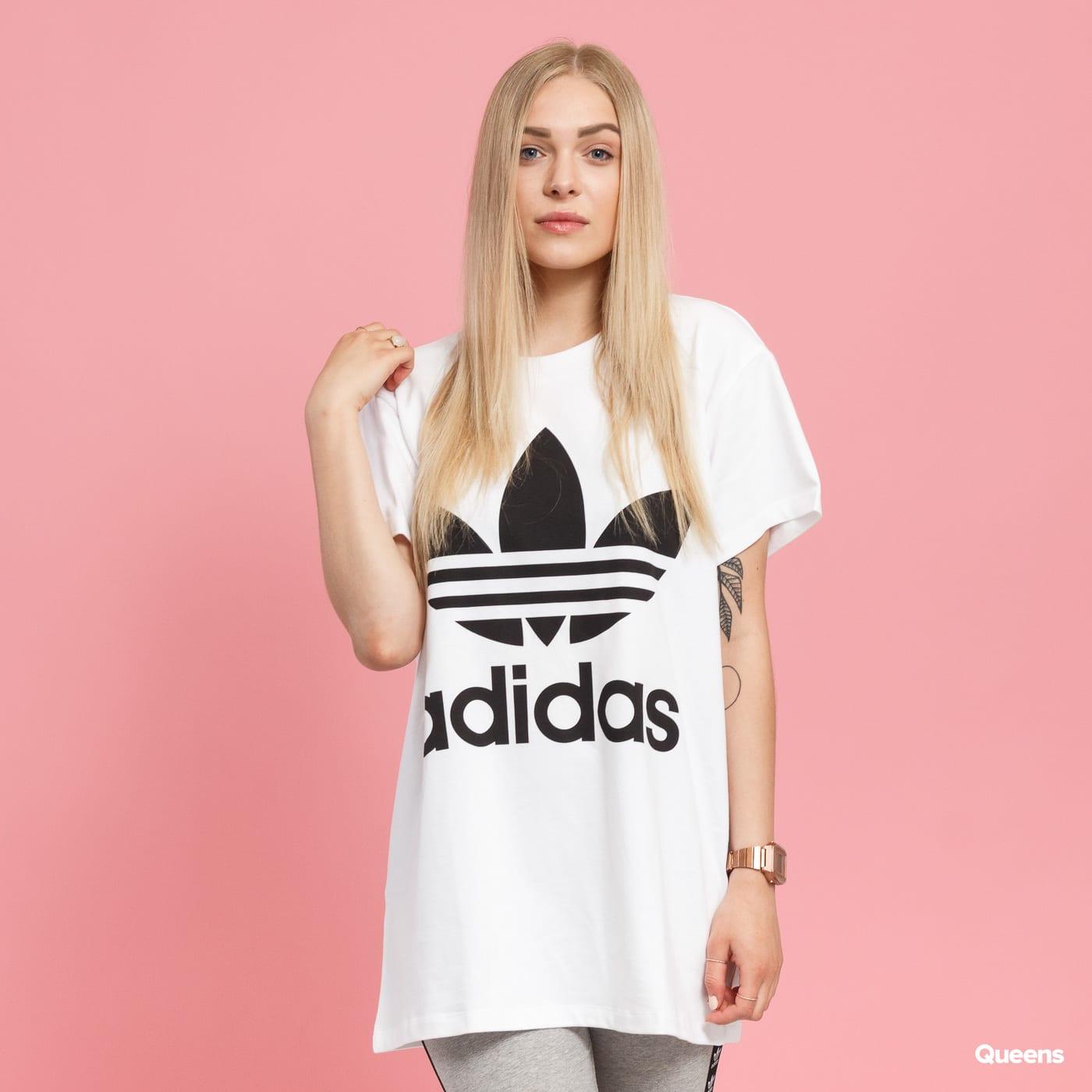 Dámske tričko adidas Big Trefoil Tee (DH3160)– Queens 💚 d0aded95380