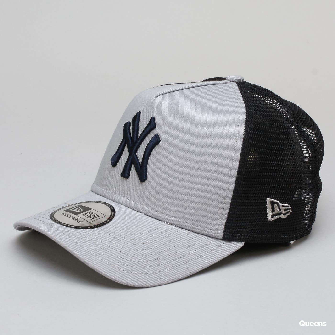 Kšiltovka New Era 940 MLB Reverse Team Trucker NY (11586113) – Queens 💚 10d12d201c
