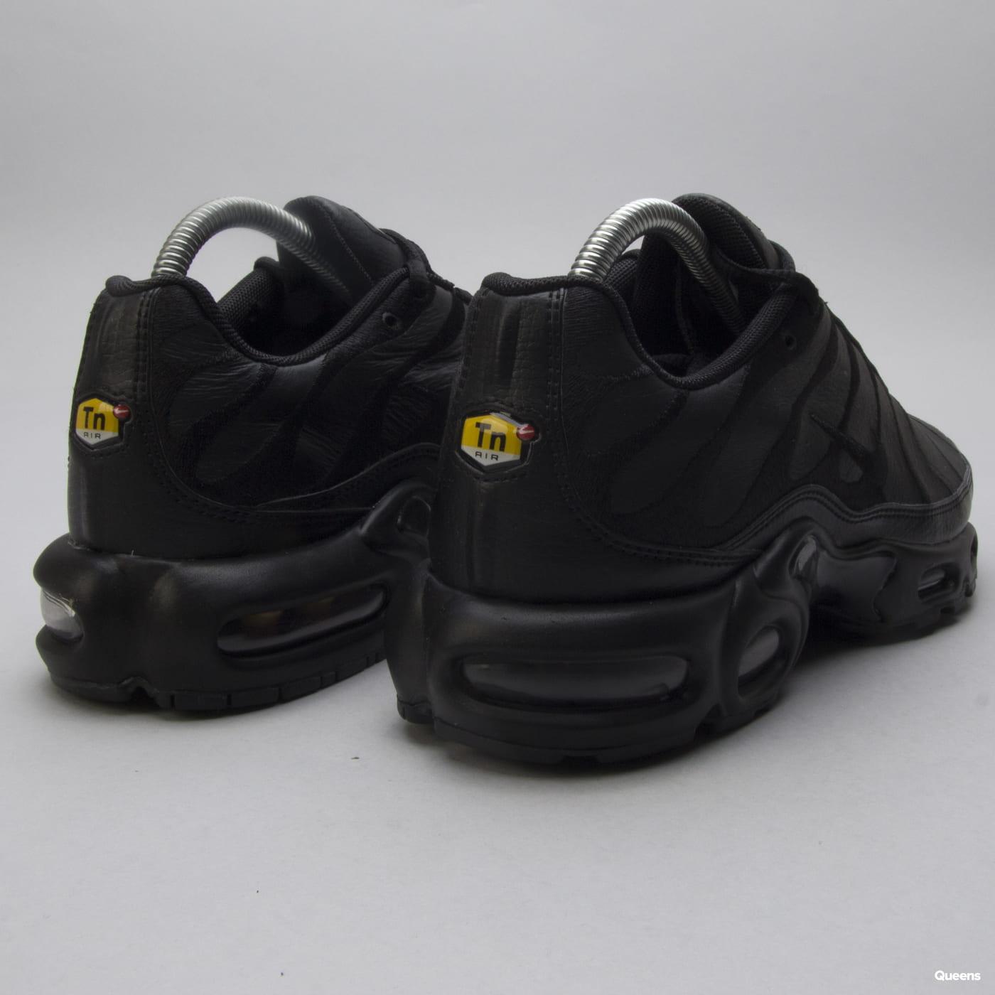 Nike Air Max Plus black / black - black