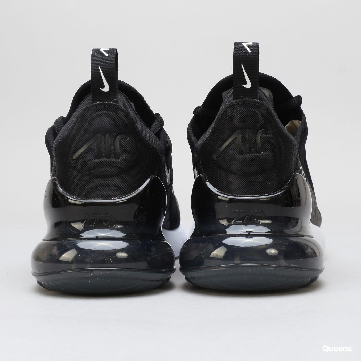 Nike W Air Max 270 black / anthracite - white