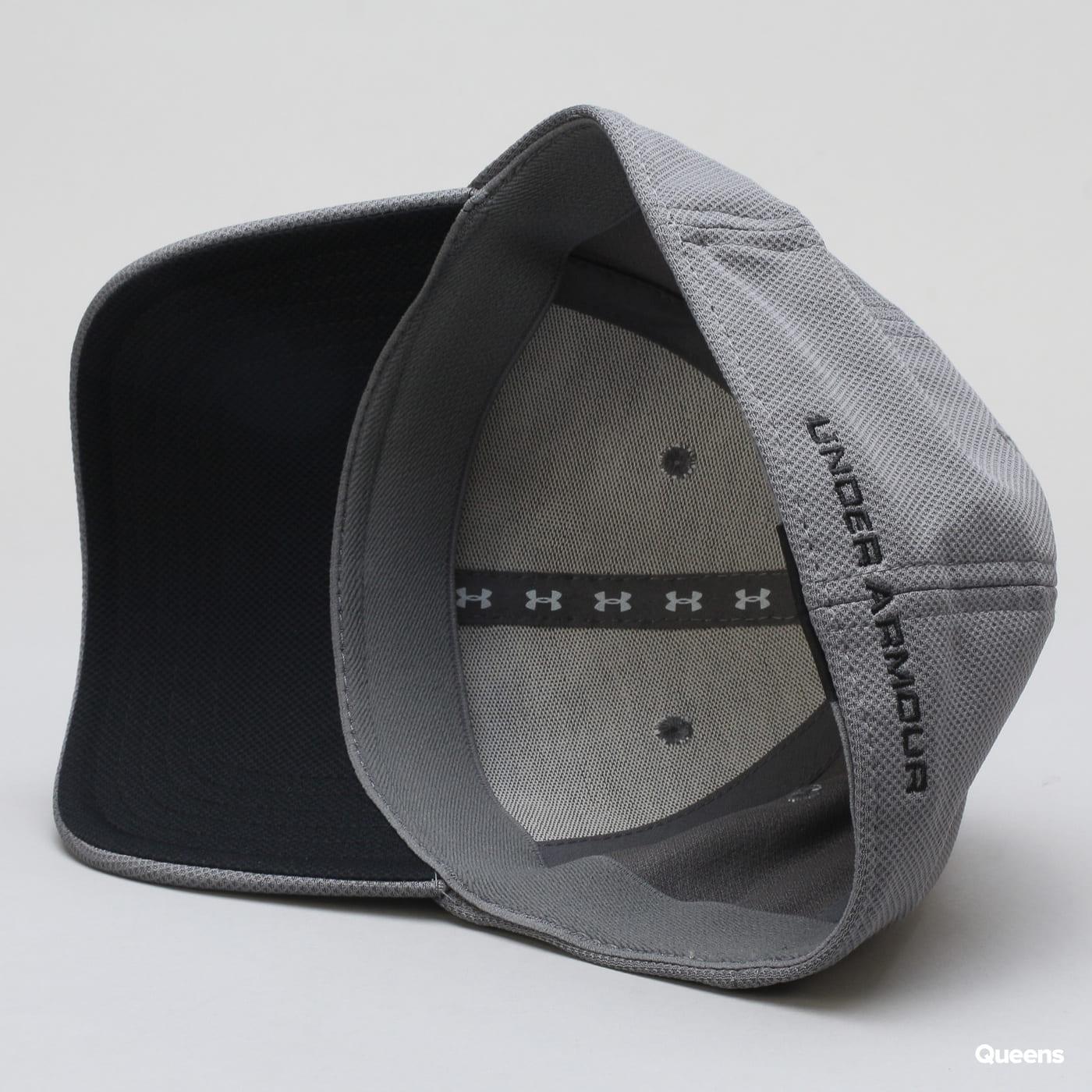 Under Armour Men's Blitzing 3.0 Cap grau / schwarz