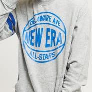 New Era All Stars Crew melange šedá