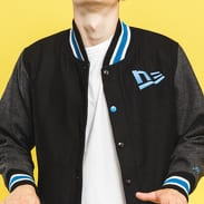 New Era FF Varsity Jacket černá