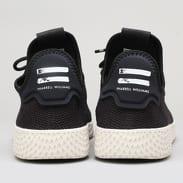adidas Pharrell Williams Tennis HU cblack / cblack / cwhite
