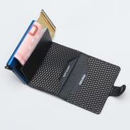 SECRID Miniwallet Cubic černá / modrá
