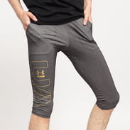 Under Armour Perpetual 1/2 Legging šedé / černé