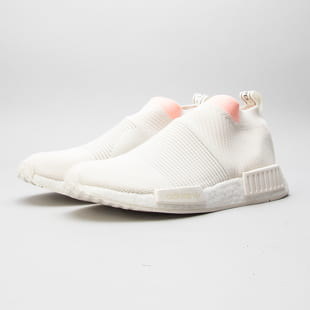 tarta retorta franja  adidas NMD_CS1 PK W running white / running white / clear orange (AQ1136) –  Queens 💚