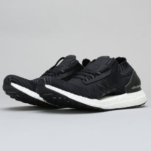 adidas Performance UltraBoost X carbon crystal white core black