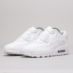 huge selection of 4849a 0be9c Nike WMNS Air Max 90 white   white - white