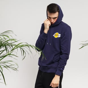 New Era NBA Coastal Heat Hoody LA Lakers