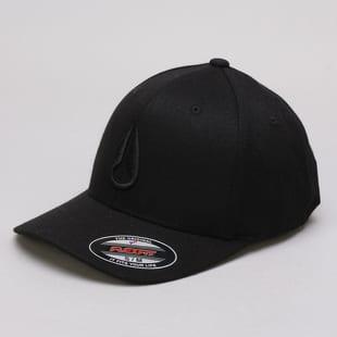 52d15f3a6d5 Hat Nixon Deep Down FF Athletic Fit Hat (C1075 001)– Queens 💚