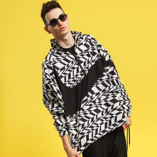 Nike M NSW AOP Swosh Woven Jacket