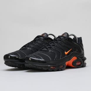 best service 05aa5 000a1 Nike Air Max Plus TN SE black / total orange