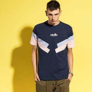 755d85ad ellesse Zardini T-shirt navy / světle fialové / světle růžové