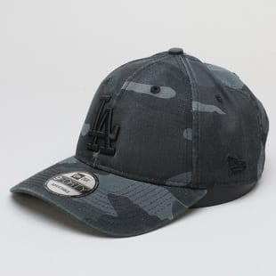 New Era 940 MLB Washed Camo LA