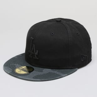 New Era 5950 MLB Washed Camo Fit LA