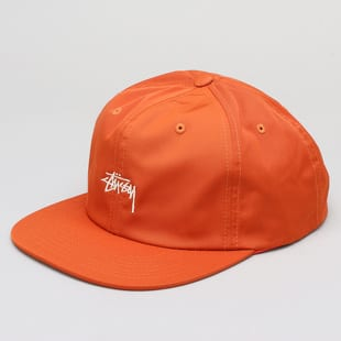 Stüssy Stock Poly Cotton Cap