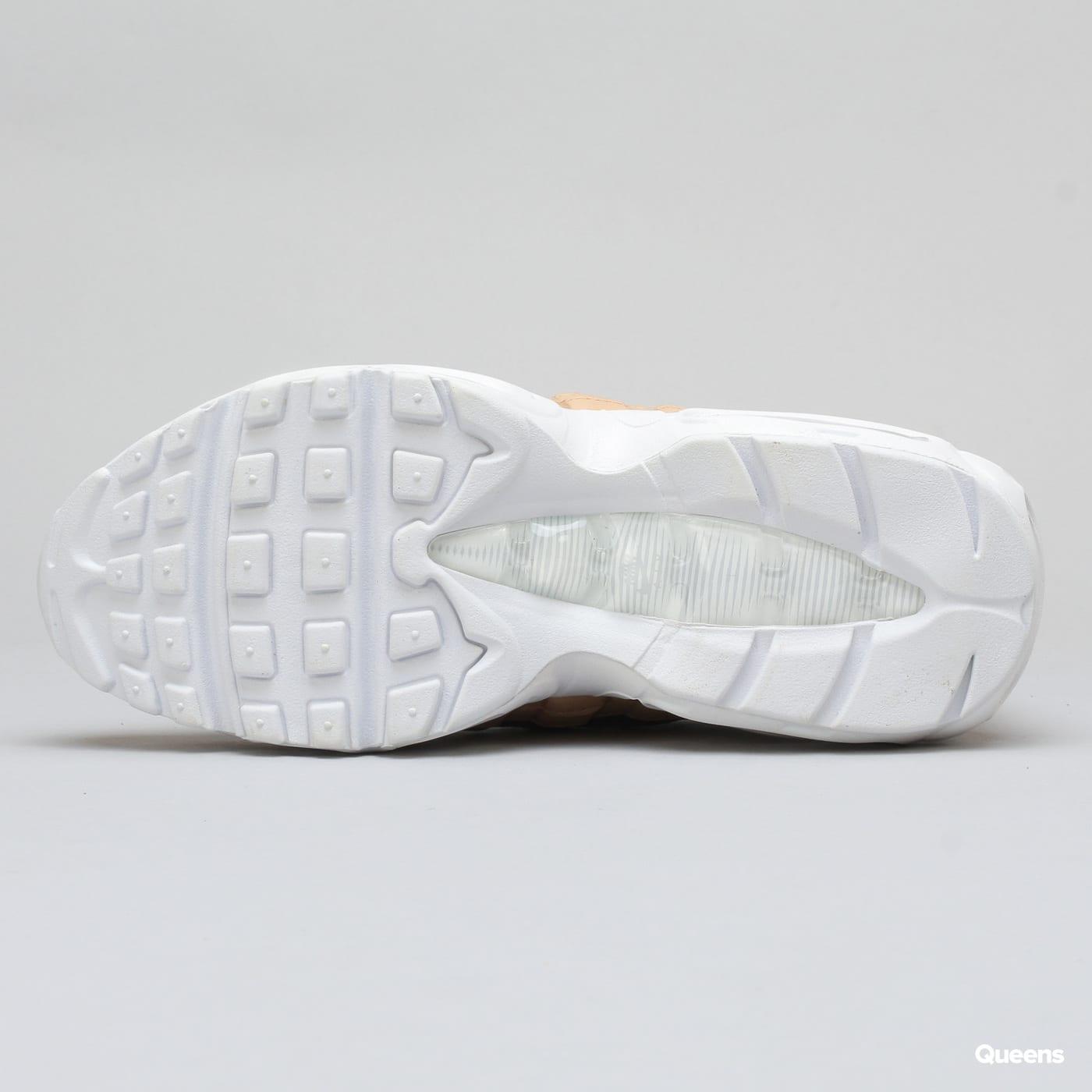 Nike WMNS Air Max 95 SE Premium pure platinum / metallic silver