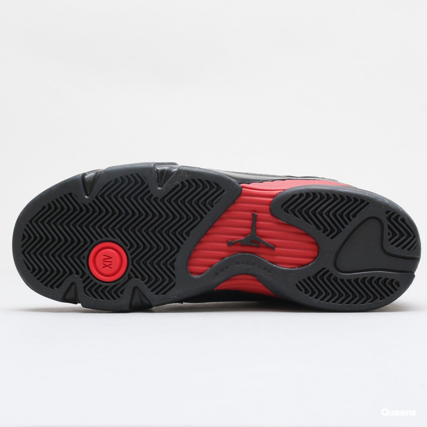 92945b44497b Zoom in Zoom in Zoom in Zoom in Zoom in. Jordan Air Jordan 14 Retro BG black    varsity red ...