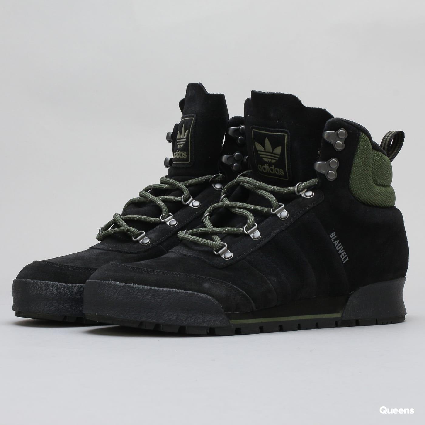 d64ba15ba Pánska zimná obuv adidas Jake Boot 2.0 cblack / basgrn / cblack (B41494) –  Queens 💚