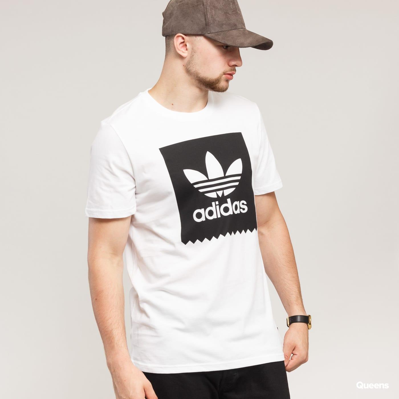 adidas Solid BB T weiß