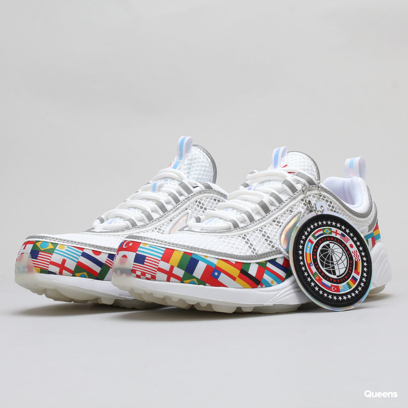 f0a06a1a09662 Sneakers Nike Air Zoom Spiridon  16 Nic QS (AO5121-100)– Queens 💚