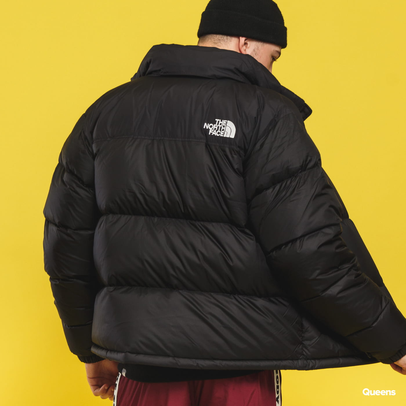The North Face M 1996 Retro Nuptse Jacket schwarz
