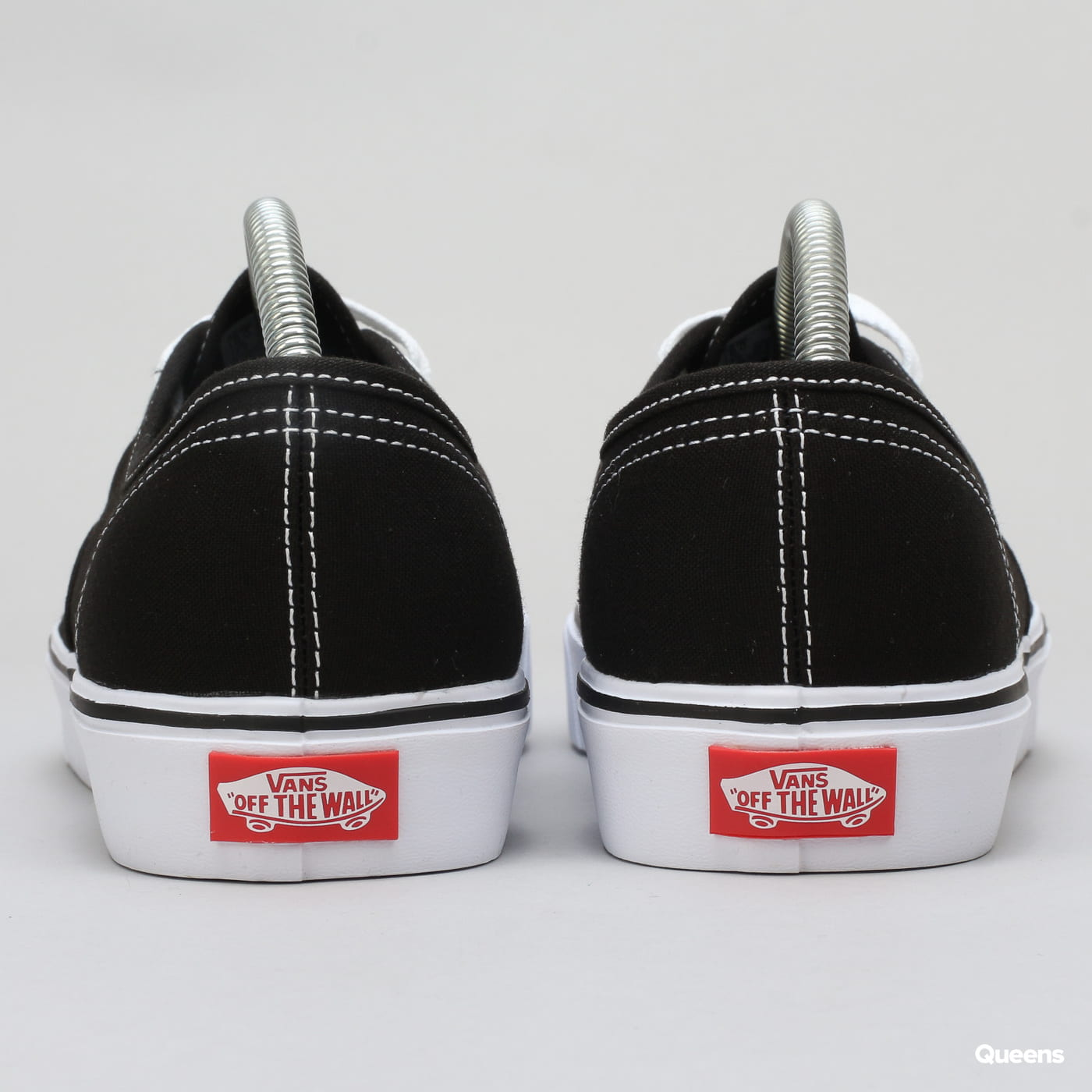 Vans Authentic Lite (canvas) schwarz / weiß