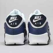 Nike Air Max 90 Essential white / tour yellow - blue recall