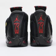 Jordan Air Jordan 14 Retro BG black / varsity red - black