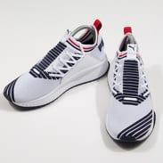 Puma Tsugi Jun Sport Stripes puma white - peacoat - red