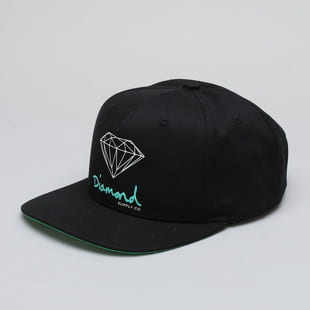 Diamond Supply Co. OG Sign Snapback
