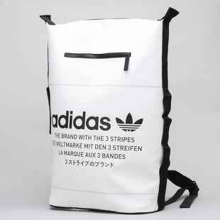 adidas Originals NMD Backpack weiß schwarz