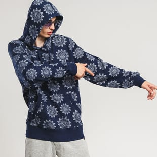 Diamond Supply Co. Pinup Indigo Hoodie