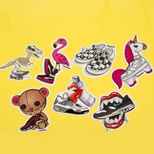 Queens Pablo Penguin Sticker Pack