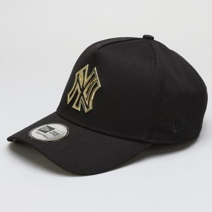 New Era 940 MLB Aframe Metal Badge NY
